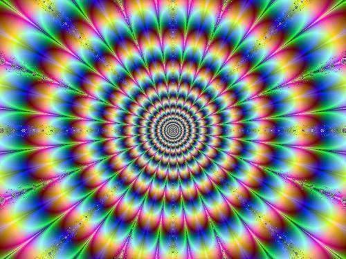 immagine psichedelica