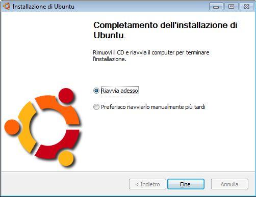 ubuntu installazione